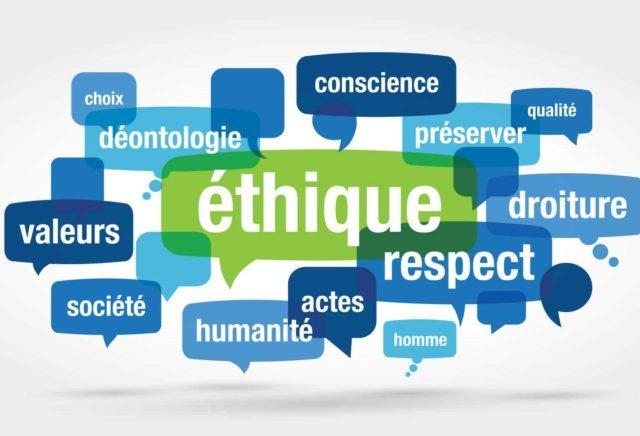 Ethique Kinesiologie EPK